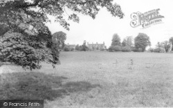 Broseley, Benthall Hall c.1960
