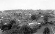 Broseley, General View c.1960