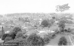 Broseley, General View c.1960