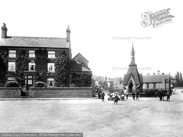 Broseley, Monument 1904