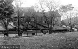Brotton, Britannia Terrace c.1955