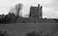 Brough, Brough Castle c.1960