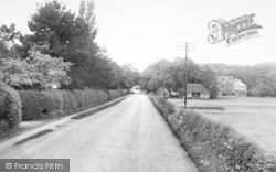 Cave Road c.1955, Brough