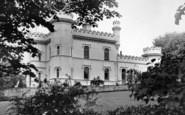 Brough, Elloughton Castle c.1955