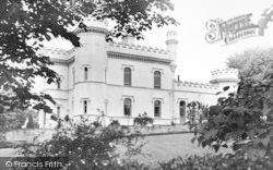 Elloughton Castle c.1955, Brough