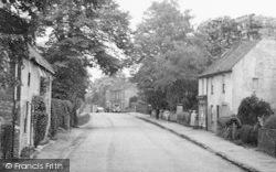 Elloughton Road c.1955, Brough