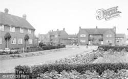 Grange Park c.1960, Brough
