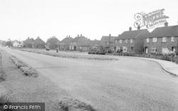 Humber Crescent c.1960, Brough