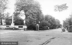 Memorial Corner c.1955, Brough