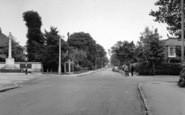 Brough, Memorial Corner c.1955