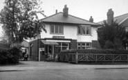 Brough, Post Office c.1960