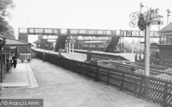 Station c.1955, Brough