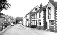 Brough, Station Road c.1960