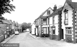 Station Road c.1960, Brough