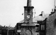 Brough, The Clock Tower c.1960