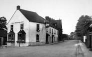 Brough, The Ferry Inn c.1955