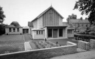 Brough, The Methodist Church c.1960