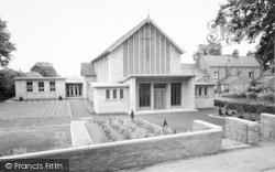 The Methodist Church c.1960, Brough