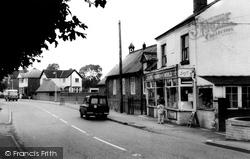 Main Road c.1967, Broughton Astley