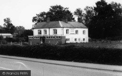 White Horse Inn c.1960, Broughton Astley