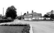 Broughton Astley, Ye Olde Bulls Head Inn c.1967