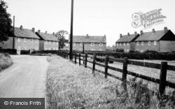Broughton, Beech Crescent c.1955