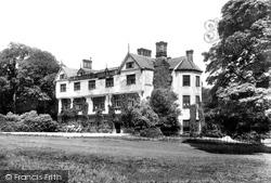 Broughton, Broughton Hall 1898