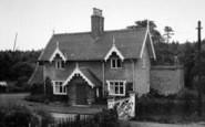 Broughton, Broughton Lane c.1965