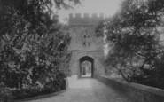 Broughton, Castle 1922
