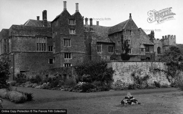 Photo of Broughton, Castle 1952