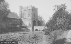 Broughton, Castle, The Keep 1922
