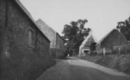 Broughton, Cox's Lane c.1955