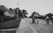 Broughton, Cransley Road c.1955
