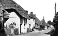Broughton, Dog Lane c.1955