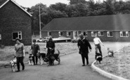 Broughton, Dog Walking, The Jerry Green Animal Sanctuary c.1960