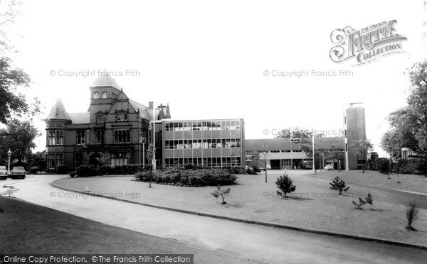 Broughton, Fire Brigade Headquarters 1966