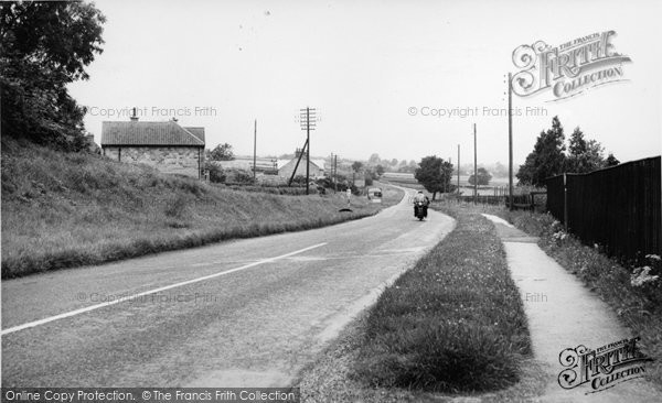 Photo of Broughton, General View c.1960