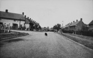 Broughton, Glebe Avenue c.1955