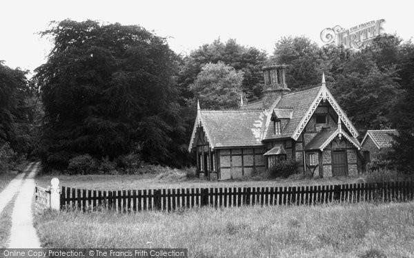 Photo of Broughton, Lily Lodge c.1965