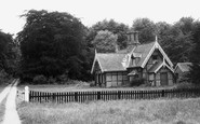 Broughton, Lily Lodge c.1965
