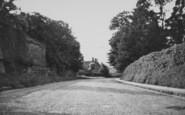 Broughton, Mile End Lane c.1955