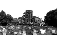 Broughton, St John's Church 1966