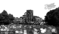 St John's Church 1966, Broughton