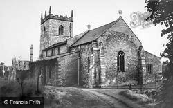 Broughton, St Mary's Parish Church c.1960