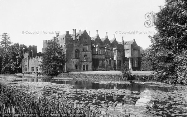 Photo of Broughton, The Castle 1922