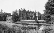 Broughton, The Castle 1922
