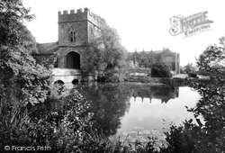 Broughton, The Castle And The Gatehouse 1922