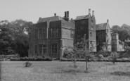 Broughton, The Castle c.1955