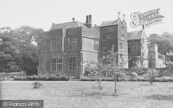 Broughton, The Castle c.1955