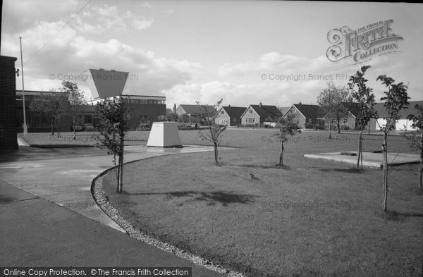 Broughton, The Filtration Plant 1966